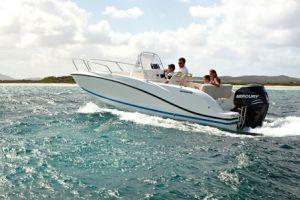Лодка QUICKSILVER ACTIV 605 OPEN