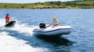 Лодка Mercury Sport 320 - пластмасов под FRP