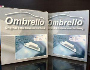 Ombrello Glass Treatment