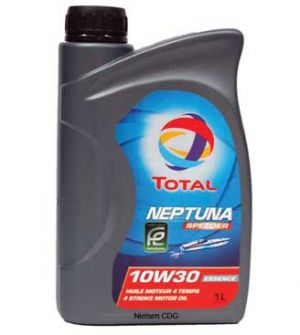 TOTAL Outboard 4T 10W30 - 1L