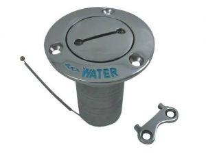 Гърловина за вода и гориво ИНОКС f38мм