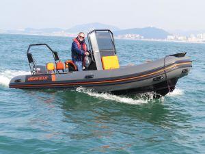 HIGHFIELD RIB Ocean Master 540