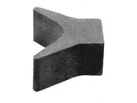 стопор за колесар (носов) 63х50х88мм