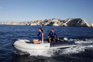 Лодка ZODIAC Zoom SP 400 Alu