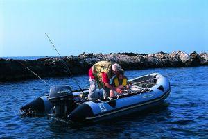 Лодка ZODIAC Classic Mark II Solid