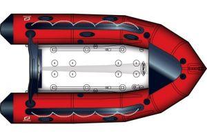 Лодка ZODIAC Futura Mark II C FR