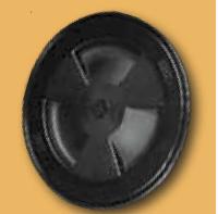 Инспекционен люк; кръгъл-  Ф143мм