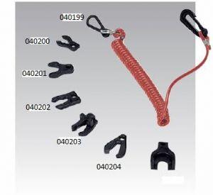 Осигурителен ключ с въже: Honda;,OMC