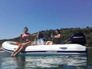 Лодка MERCURY RIB Ocean Runner 420